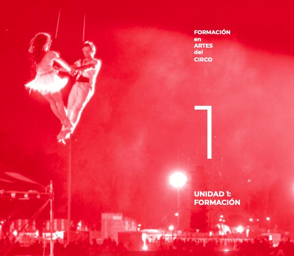Formación en Artes del Circo – Jueves 17: Conversatorio – Sábado 19: Webinar